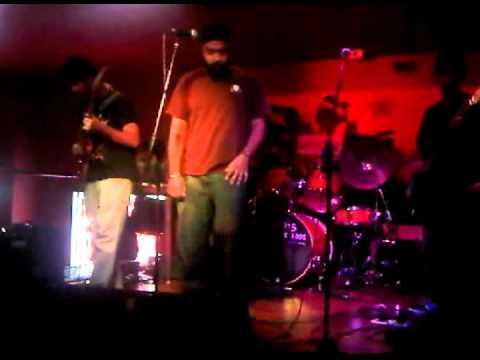 chakravyuh live at cafe attitude (garaj...