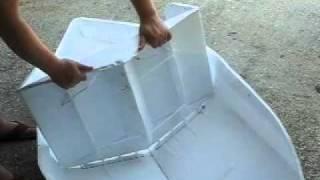 Automatic Folding Seat