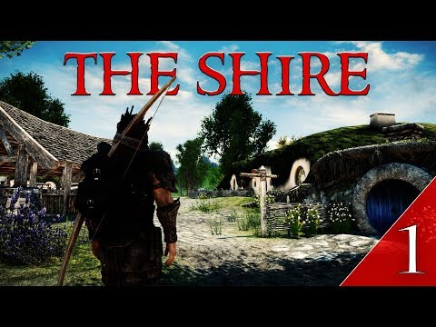 The Shire (Skyrim) #1 - The Sundering of The Shire thumbnail