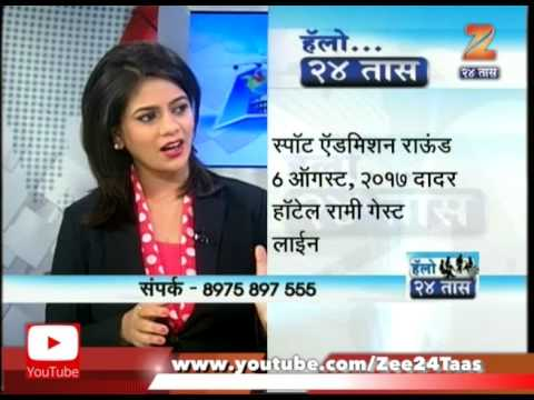 Hello 24 Taas Dr Amit Kamale On Foreign Medical Education And Indian Mentality 04th August 2017