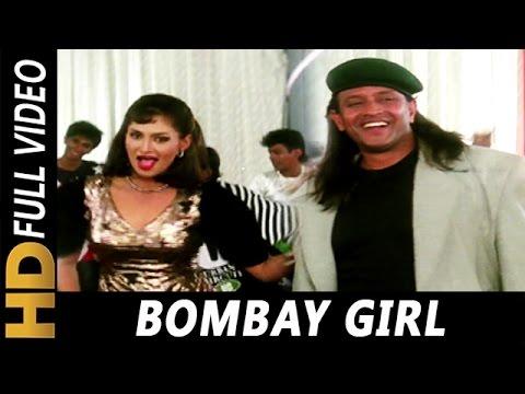 Main Hoon Bombay Girl |  Alisha Chinai | Aaya Toofan 1999 Songs | Mithun Chakraborty