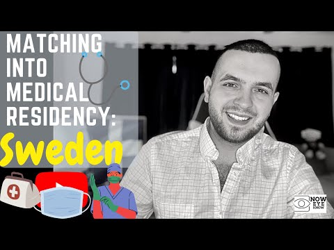 Residency in Sweden part 3: How to get the speciality you want!