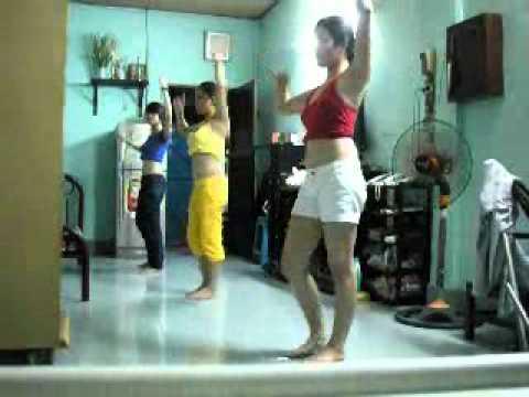 tập nhảy Alibaba ^^