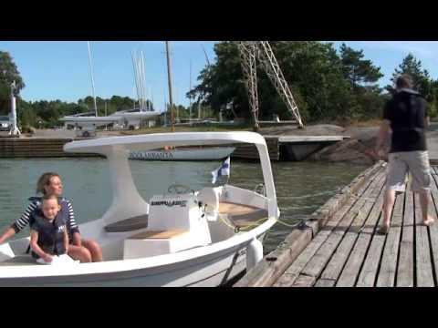 Sähkövene Suomi Turku Port Arthur Oy