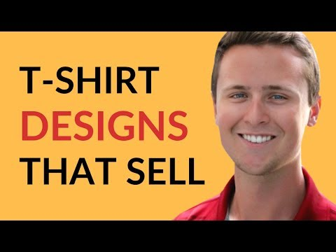 How To Create Tshirt Designs That Sell - Teespring Tutorial