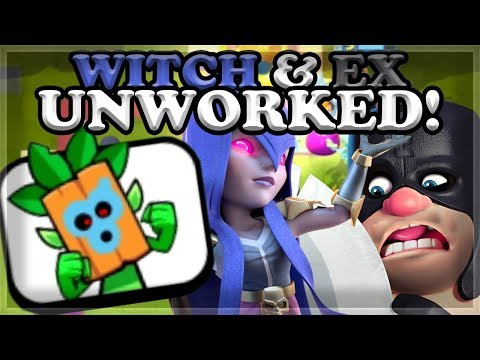 DANCING DART GOBLIN Emote! Executioner & Witch REWORKED AGAIN! Here's Why..