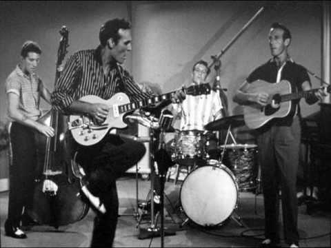 Million Dollar Quartet - I Shall Not Be Moved (Rockabilly Version)