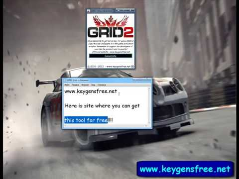 grid 2 activation code tool