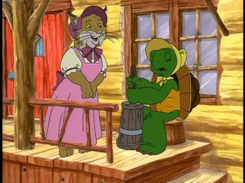 Franklin - Franklin Takes A Trip / Franklin's Bicycle Helmet - Ep. 20