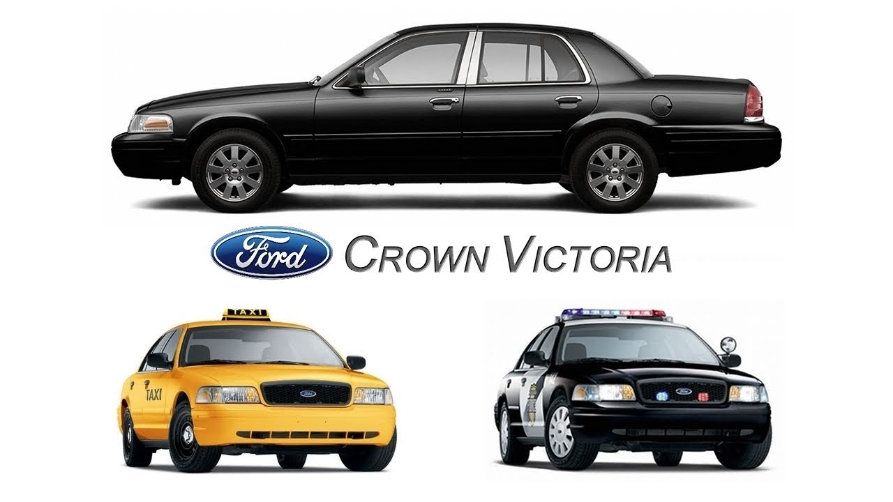Allure of the 1998 2011 ford crown victoria