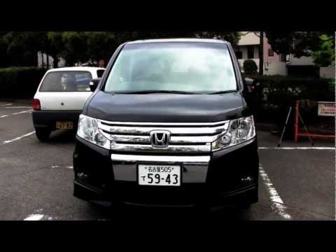 Lease Japan Intorduces the Honda Step Wagon