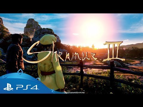 Shenmue III | The 1st Teaser | PS4