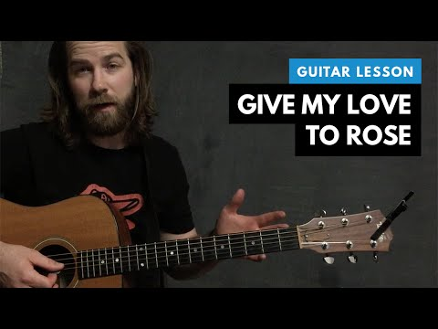 Guitar lesson for
