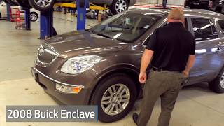 2008 Buick Enclave CX SUV  2G180277A