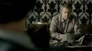Sherlock / John : And so I say I don