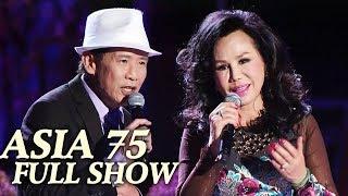 ASIA 75 - Những Giọng Ca Huyền Thoại (2014) - Tuấn Vũ, Thanh Tuyền, Đan Nguyên