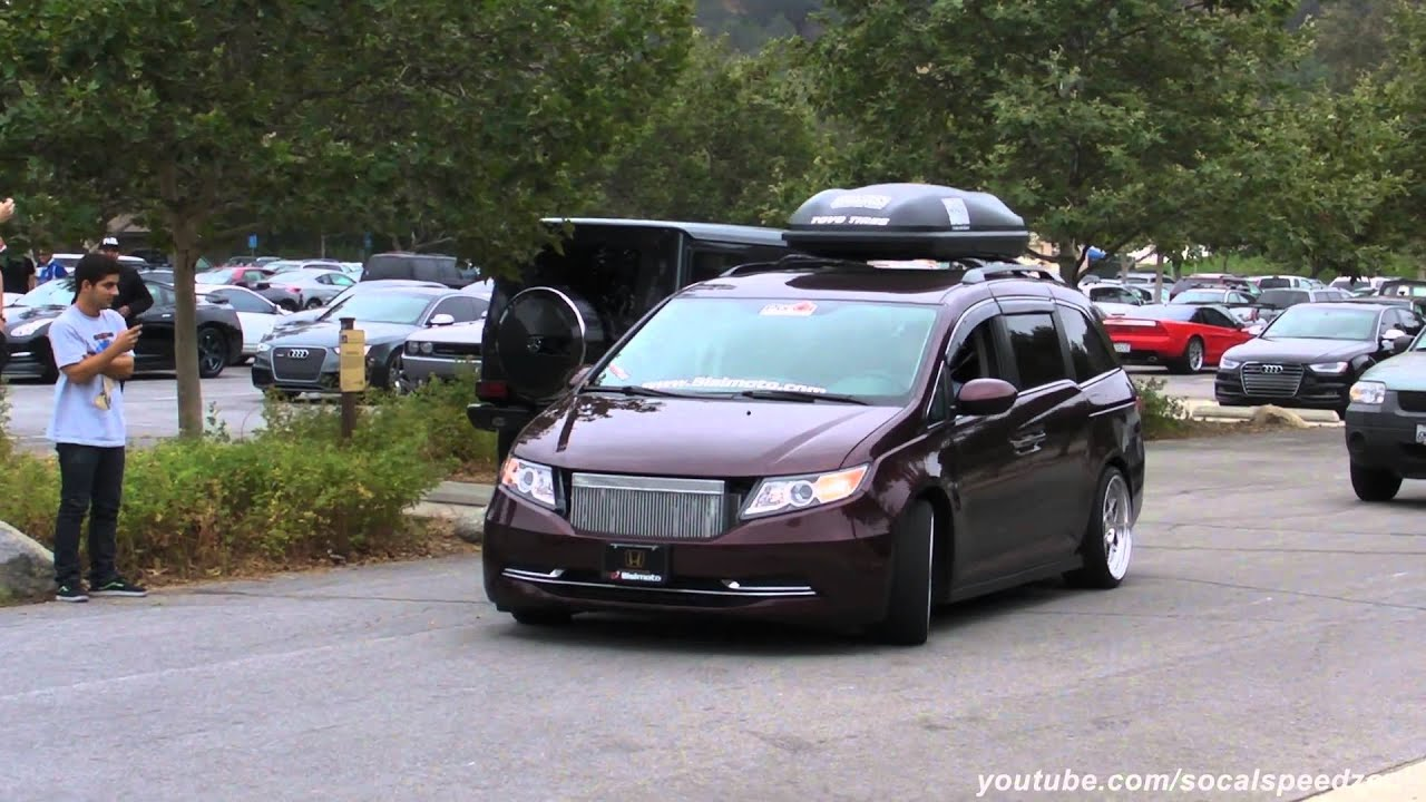 1000 hp honda odyssey leaving morning octane youtube for 1000hp honda odyssey