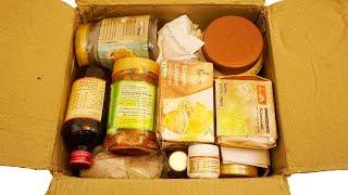 Unboxing products from ishashoppe