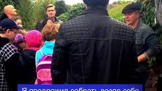 Мои съёмки с Гошей Куценко. Режиссёр Михаил Жерневский