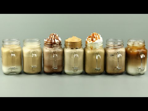 7 Refreshing Iced Coffee Ideas at Home [No Coffee Machine]