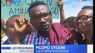 Dj Fred Kenya..moi university funny leaders don't fail to share