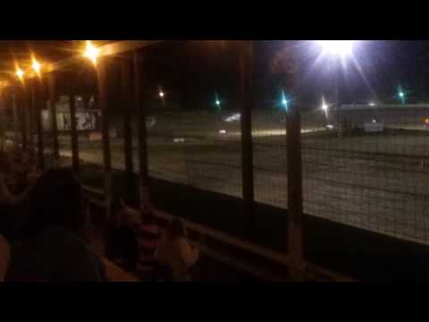Crate Late Model Feature  Charleston Speedway