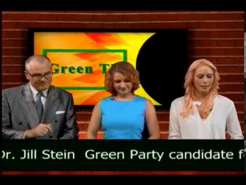 Green Party Green TV  Special Tribute to Jay Marx Green Party Activist