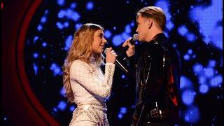 Hanna Ferm & Bragi: Up Where We Belong – Joe Cocker, Jennifer Warnes – Idol 20… - Idol Sverige (TV4)