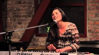 Amy Wood at Solstice Cafe: Before and After