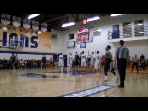 #5 Kyle Hamilton 2015- 2016 La Sierra University Highlights