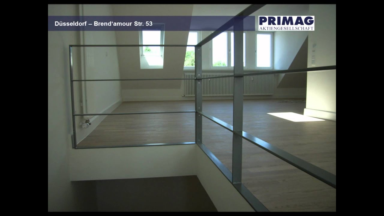 Gerd Esser, Referenzprojekte Luxusimmobilien Oberkassel der PRIMAG AG - Video 3