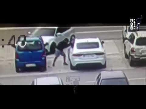 Come ti rubano l'auto in 55 secondi. Il VIDEO. Accade a Foggia