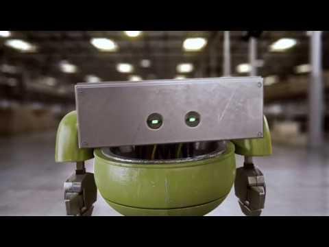 Мультфильм роботы маленькие