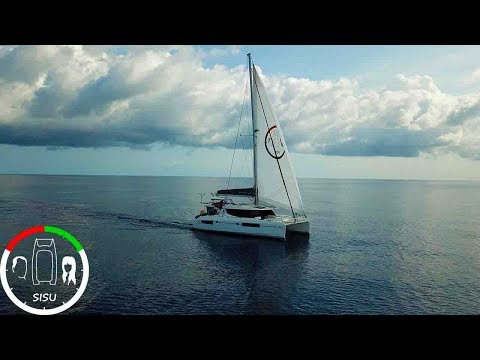 #46t What Do We Do On A Passage | Sailing Sisu Leopard 45 Catamaran Circumnavigating - Mid Atlantic