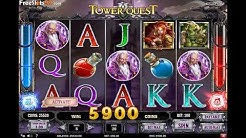 Tower Quest Slot BONUS GAME