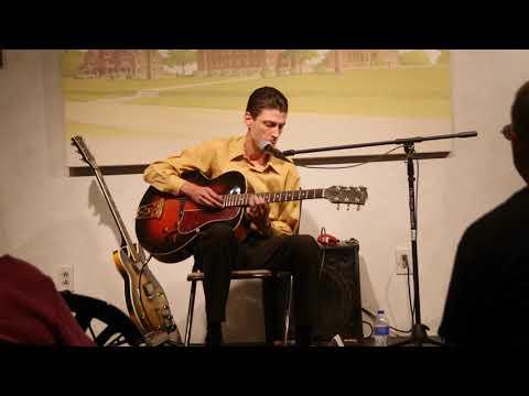 08 13 17 Little Joe McLerran @ the  Second Sunday Sandburg Songbag 6061, #3
