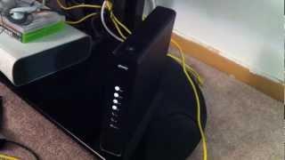 XFINITY Gateway WIFI set up