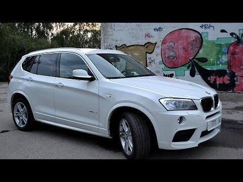 Дикий BMW X3 с тремя турбинами – более 500 сил и 1000 Нм! 0-100 за .