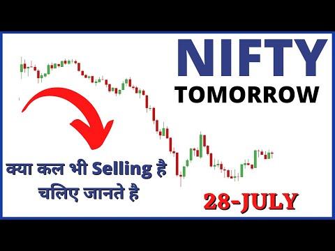 Nifty Tomorrow || Nifty - 28 JULY- 2021 || Nifty Prediction || Market Ways #nifty #niftytomorrow