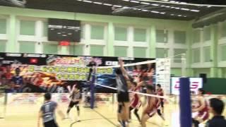 香港亞洲排球超級球會賽精華
