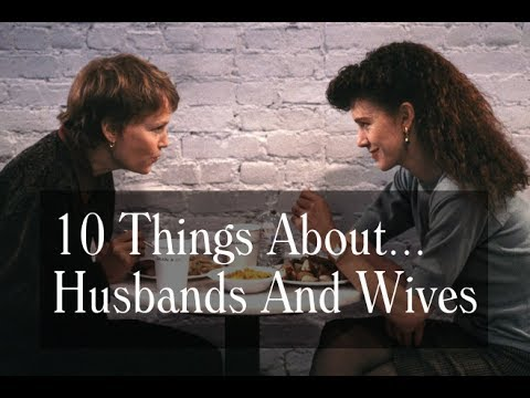 10 Things About Husbands And Wives (1992) - Woody Allen, Mia Farrow - Trivia, Music, Cast and More