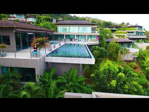 32,000 SQ FT THAI MANSION TOUR! Abundant Circle Mastermind Day 5