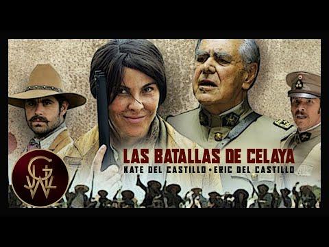 KATE DEL CASTILLO: LAS BATALLAS DE CELAYA / SOUNDTRACK / score edit