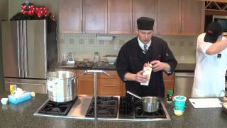 Easy Seafood Enchiladas