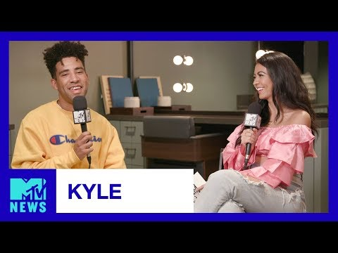 KYLE Talks 'iSpy', Performing at the 2017 VMAs & More | MTV News