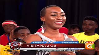 10 over 10 |Visita and 2 GB exclusive on 10 over 10
