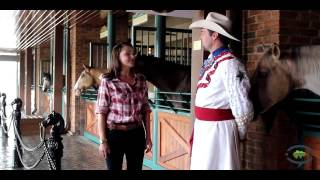 Inside look at Dixie Stampede in Pigeon Forge, TN
