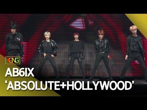 [4K] AB6IX(에이비식스) 'ABSOLUTE+HOLLYWOOD' Showcase stage (BREATHE, 브리드) [통통TV]