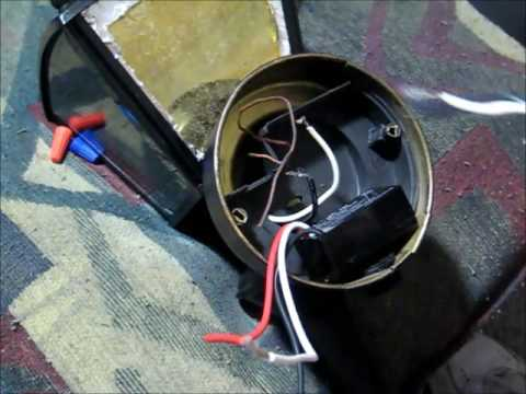 HOW TO WIRE A PHOTOCELL FAST AND EASY, SHORT VERSION, THE