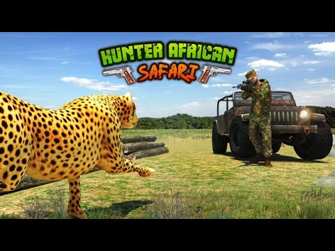 Hunter: African Safari Android Gameplay HD